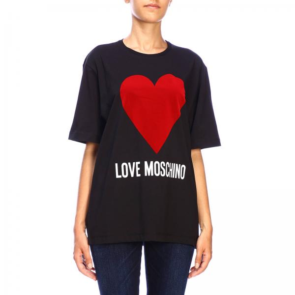 T-Shirt Love Moschino W4F8721 M3517