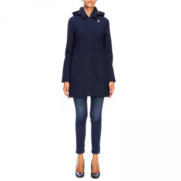 Mantel damen K-way