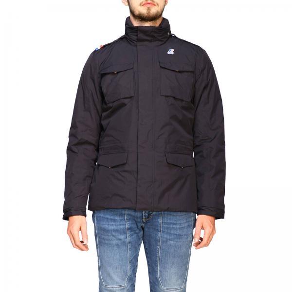 Manfield ripstop marmot feal jacket nylon