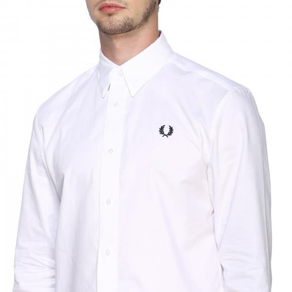 Camicia Con Uomo Collo Fred M6602 Italiano PerryOxford c5AjS4q3RL