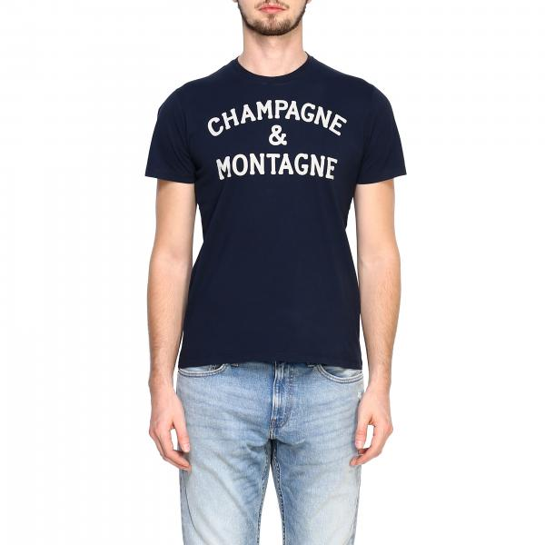 Camiseta Mc2 Saint Barth ARNOTT MONCHAMP