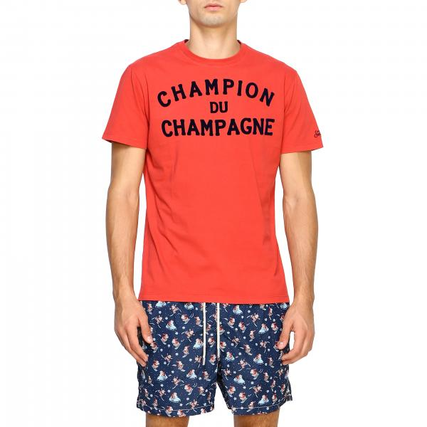 Camiseta Mc2 Saint Barth ARNOTT CHAMPION DU CHAMPAGNE 41
