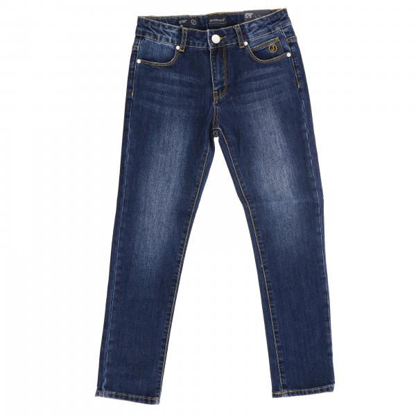 Jeans J1259 Jeckerson slim a 5 tasche in denim stretch used