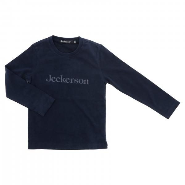 T-shirt JB1240 Jeckerson a maniche lunghe con logo