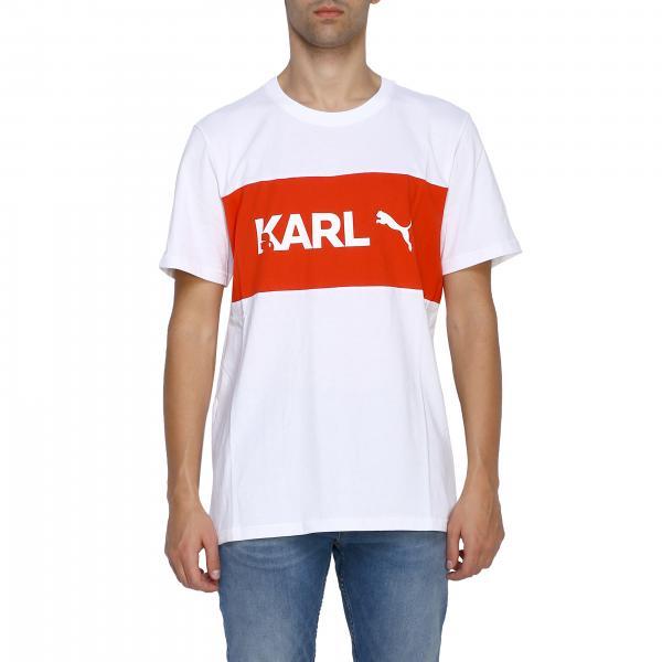 T-shirt men Puma X Karl Lagerfeld