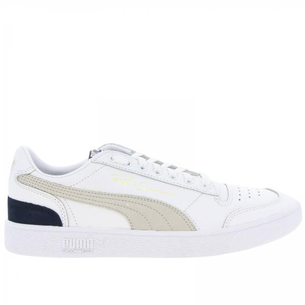zapatillas hombre puma blanco