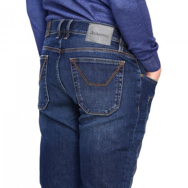 Used 5 Denim Toppe Jeans Maxi JeckersonPa077 Tasche Uomo A Con D040153 In f76ygvYb