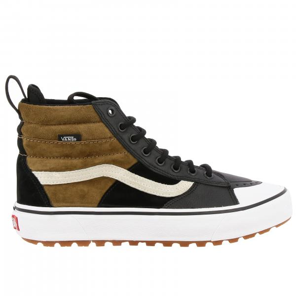Sneakers Mte 360 sk8-hi Vans in pelle e camoscio