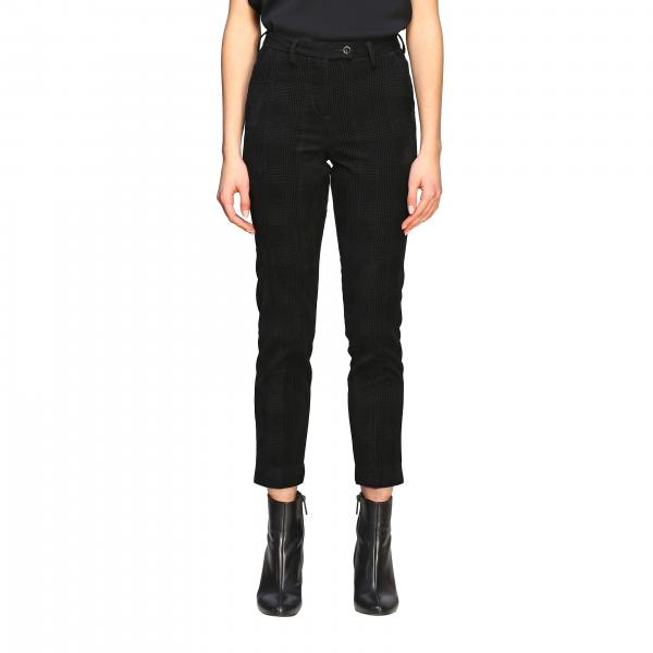 Trousers women Michael Coal