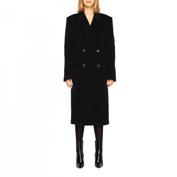 Coat Saint Laurent 588359 Y632N