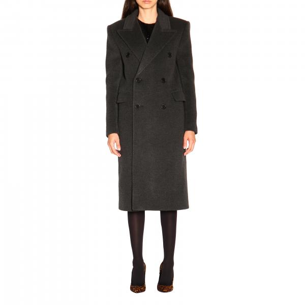Coat women Saint Laurent