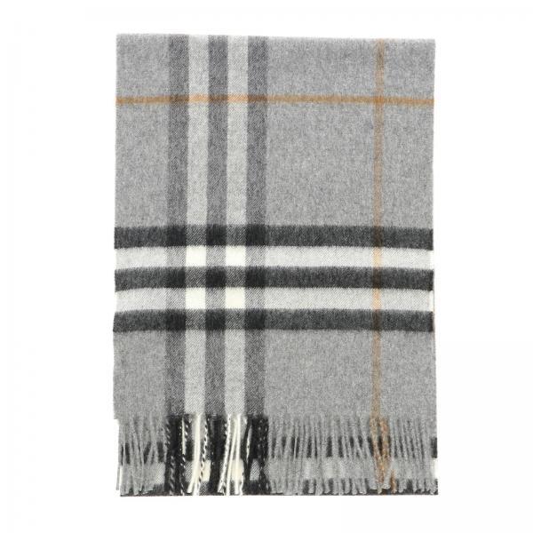 Sciarpa Burberry giant check in cashmere