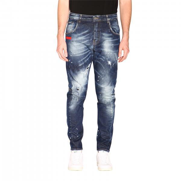 Jeans herren Frankie Morello