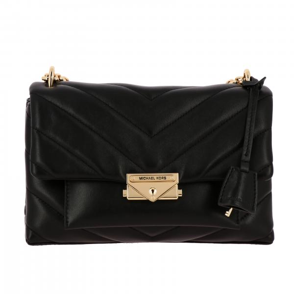 Cece michael michael kors bag in quilted leather with sliding shoulder strap