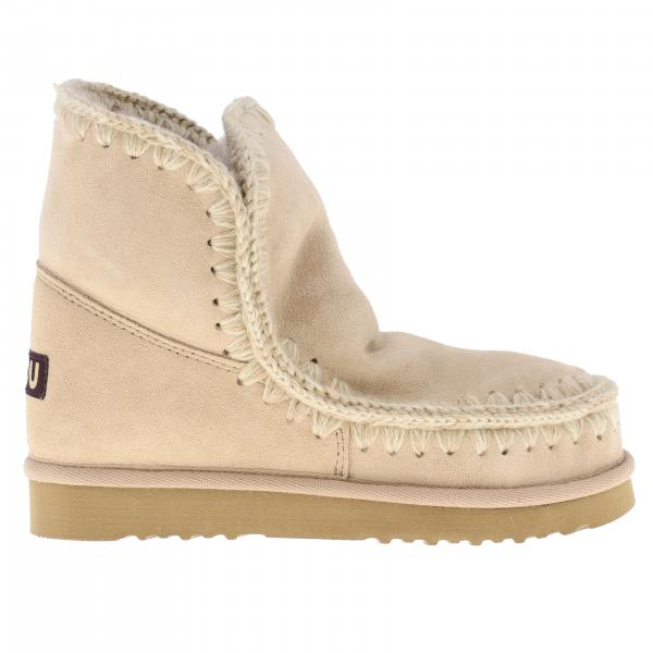 Bottines plates Mou ESKIMO 18