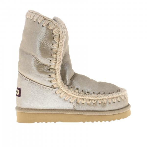 Bottines plates Mou ESKIMO 24