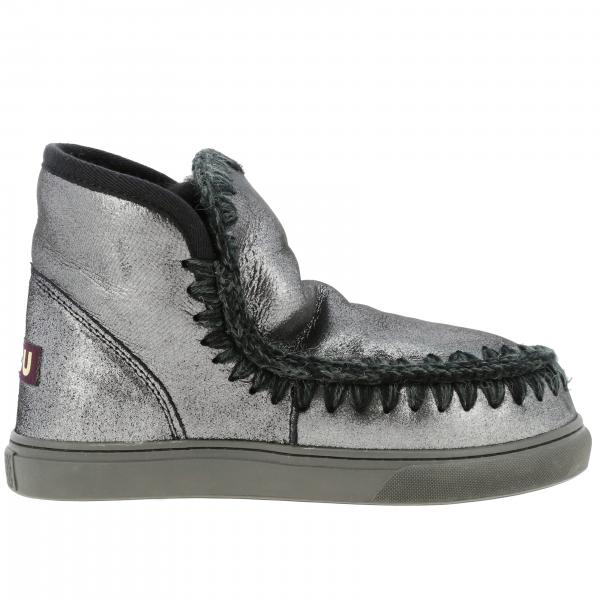 Bottines plates Mou ESKIMO SNEAKERS