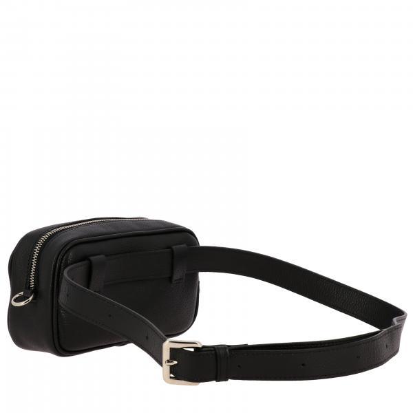 In Donna Pelle Doppia Pf19sad041 marsupio Borsa Con Rebecca Camera NeroBorsa Tracolla Bag Mini Minkoff Belt sCthQrd