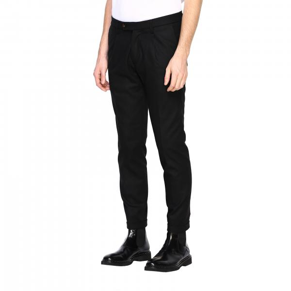 Re Tasche Pence P008g Stretch Pantalone Con Slim Fondo 17 Uomo 3302 Lana p 1 hashMucha America PTOiwXkZu