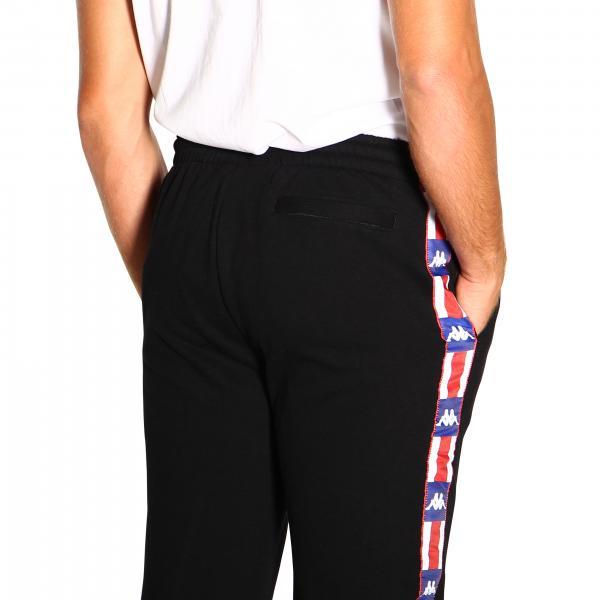Usa Felpa 304n120 Logo Polsino Uomo Banda Fondo KappaAuthentic Pantalone hQroBxtsdC
