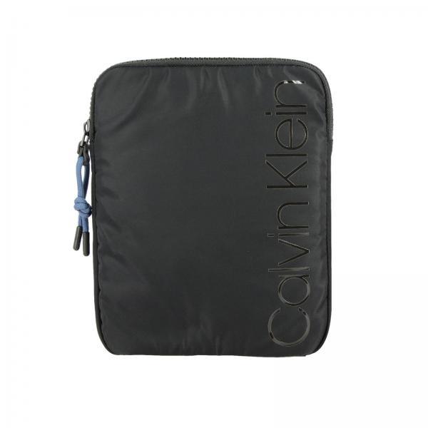 Tracolla NeroBorsello Logo A Borsa Nylon Calvin Con K50k504610 Uomo Klein Trail In LUSpGzMqV