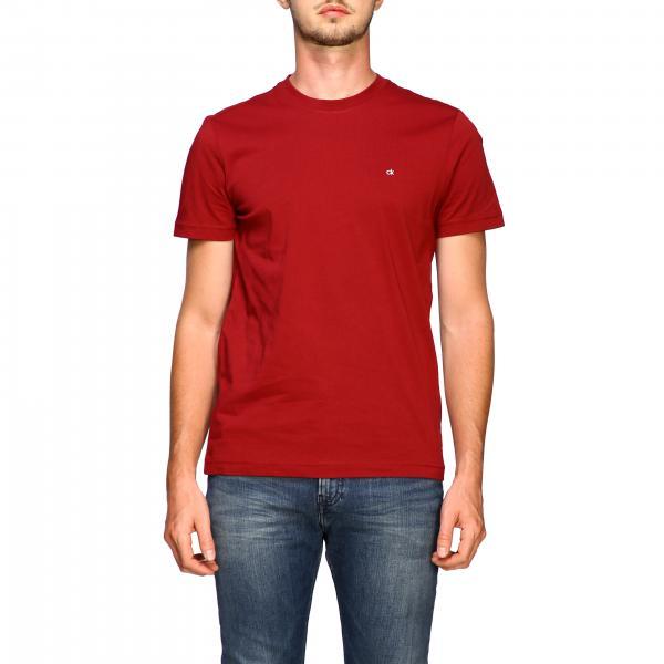 T-shirt con logo Calvin Klein