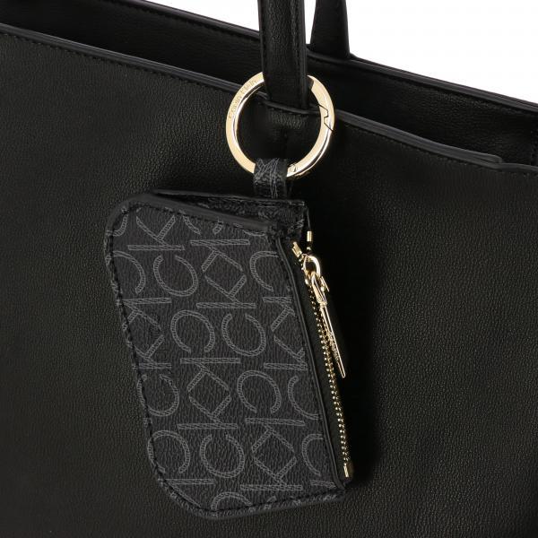 Shopping K60k605870 Con KleinCk Bag Donna Calvin In Sintetica Borsa Logato Spalla Clavin A Pelle Charm Must dQrxEoCBeW