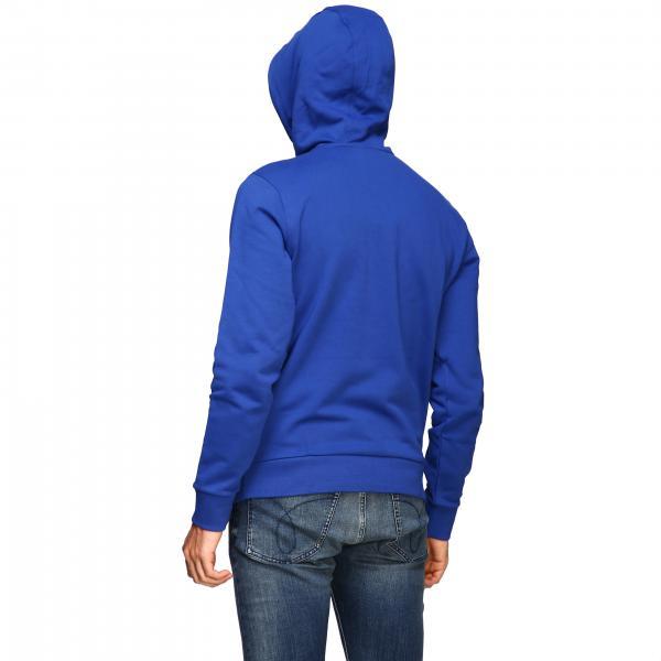 E Uomo Calvin KleinFelpa Cappuccio Logo Con Maglia Maxi K10k103664 5RjA43L