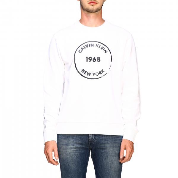 Calvin Klein crewneck sweatshirt with logo