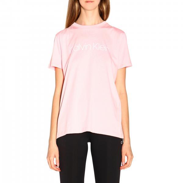 T-shirt Calvin Klein a maniche corte con logo