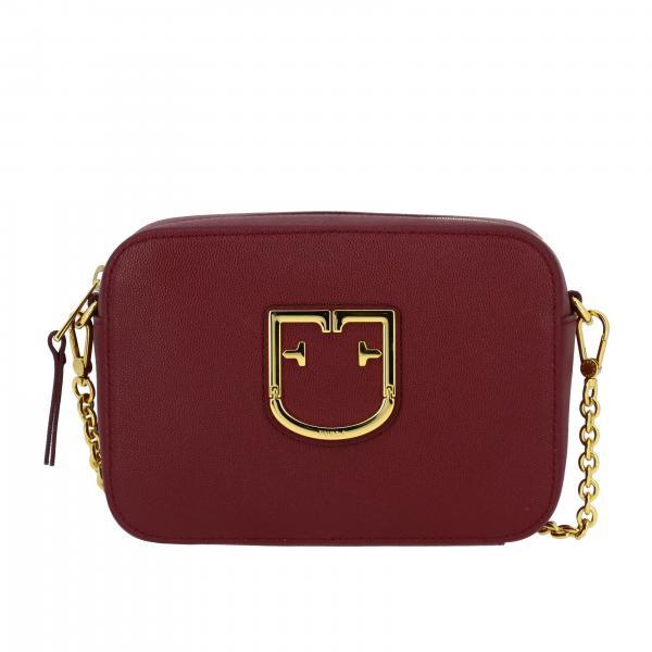 Brava Camera Case in leather with Furla new logo