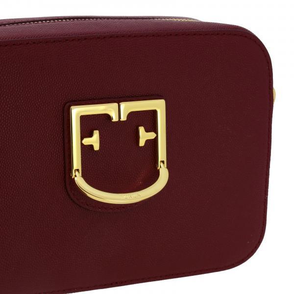 Case Con Bwg0 Tracolla Borse New In CiliegiaBorsa Camera Brava 1026455 A Furla Pelle Logo Donna OPilwkZXuT