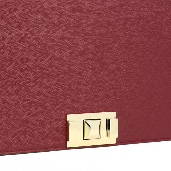 1033436 A Tracolla Con Texturizzata Donna Furla CiliegiaMimì In Pelle Byi1 Mini Borsa Spalla dCBoxe