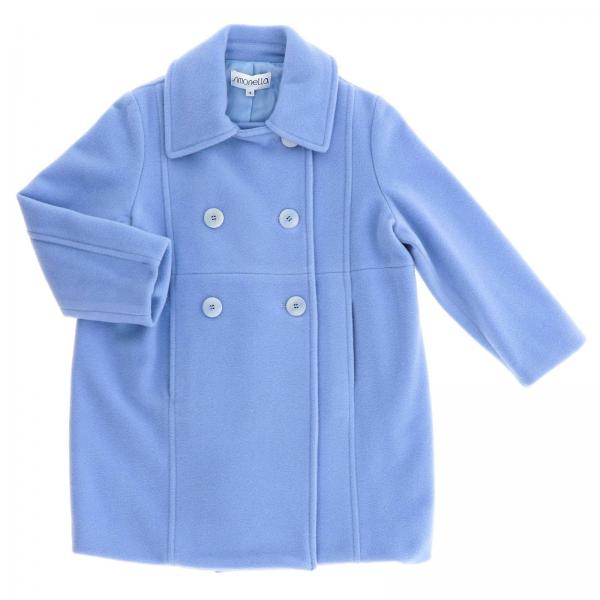 Coat kids Simonetta