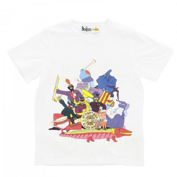 Camiseta niños Stella Mccartney