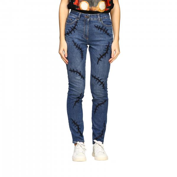 Jeans Moschino Couture