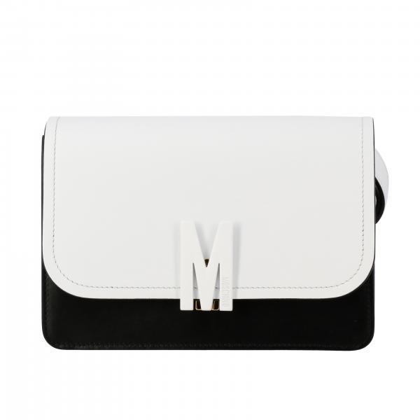 Сумка через плечо с логотипом Женское Moschino Couture