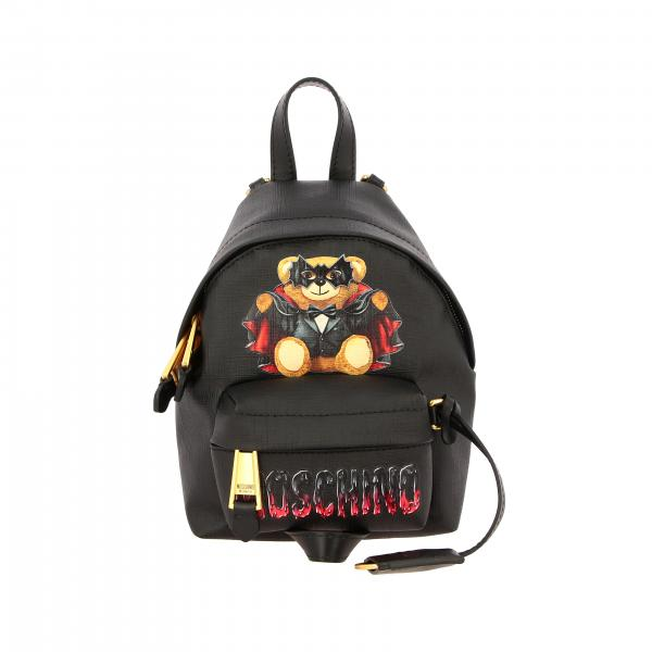 Zaino Moschino Couture bat teddy