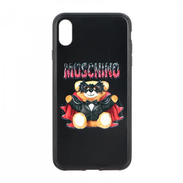 Iphone XS Max Moschino Couture bat teddy cover