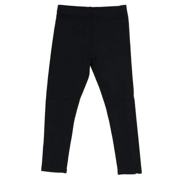 Leggings Burberry in cotone stretch con logo