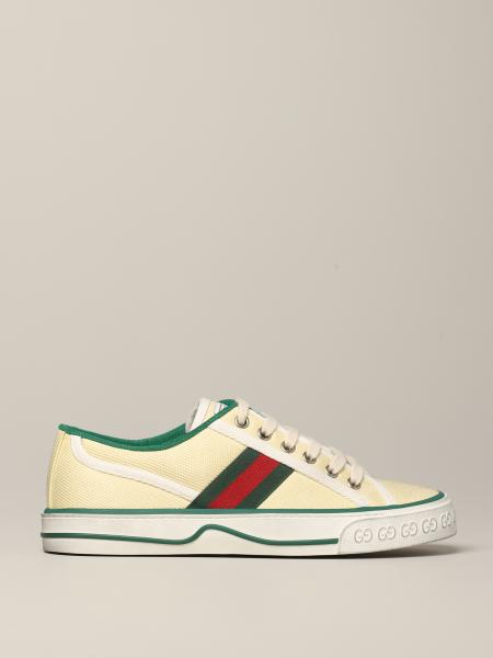 Sneakers Capsule Collection Tennis 1977 Gucci