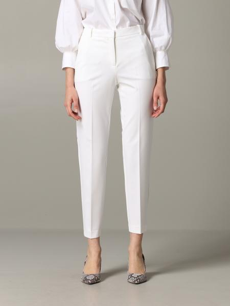 Bello 83 Pinko trousers in slim stitch