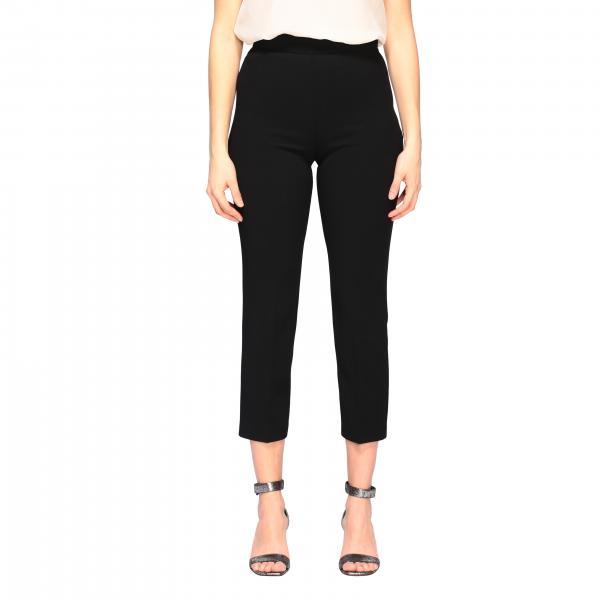 Pantalon taille haute Bea 4 Pinko
