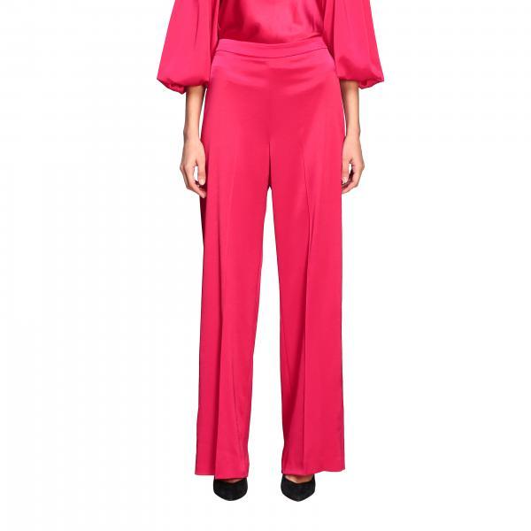 Pantalone Calzone Pinko ampio in satin