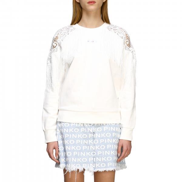 Sweatshirt jumper women pinko Pinko - Giglio.com