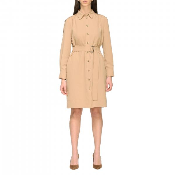 Pinko Maraiko shirtdress with belt