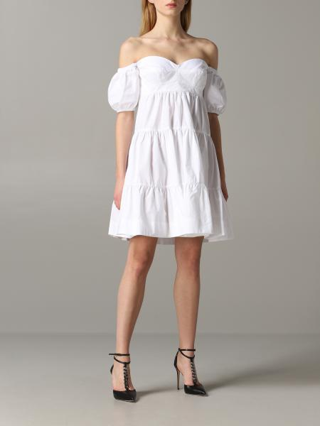 Pinko Ramon poplin dress