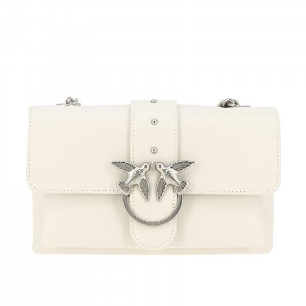 Pinko Love mini soft simply leather bag