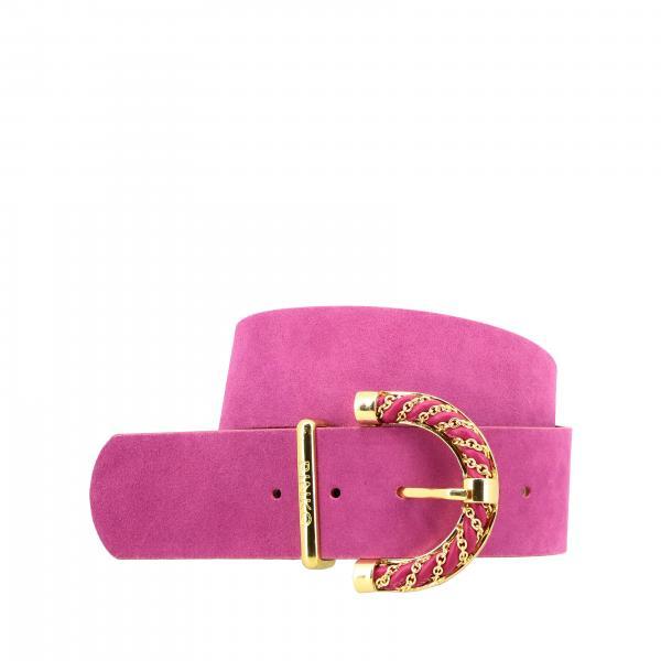 Cintura Paita Pinko in camoscio