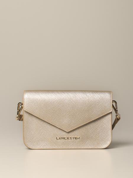 Lancaster Paris Umhängetasche aus Saffiano-Leder